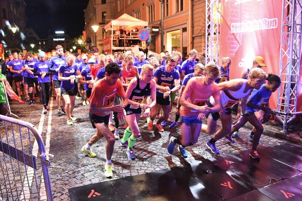 Internationell status på svenska maratons